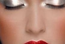 makeups / by Elis Regina Chaves Carvalho