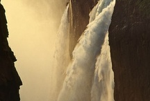 Water Falls / Simply the falling of water