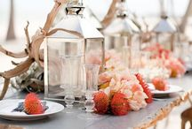 Beachy Weddingdecor / Style&Feel