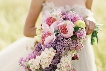 Weddingflowers and pastels