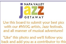 Fan-Submitted   All that Jazz! / Use this board to submit your best pics with our #NVJG artists, Jazz festivals, and all manner of musical adventures!