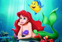 Ariel/Flounder/Sebastian