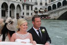 Venetian Weddings / In the most romantic city in the world, the most unique wedding ideas from real life weddings