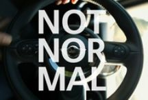 MINI: NOT NOR MAL