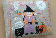 Cross Stitch Halloween / by Donna Kennedy