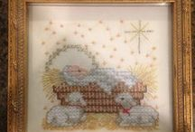 Cross Stitch Christmas / by Donna Kennedy