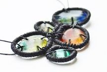Handmade jewellery by Kreatywne Obsesje