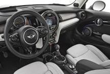 MINI Cooper Interiors / What do MINI Coopers really look like on the inside? We'll show you here! From the different colors to MINI connected to various trims... it's all here!