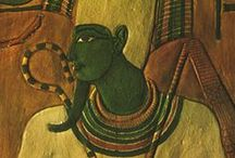 Seth / Matters of  mythical ancient Egypt.