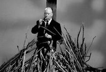 Alfred Hitchcock / by Alix