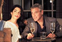 Gorge and Amal get married in Venice / #Celebrity #wedding in #venice #palace on #grand canal