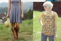 Sewing Clothing Patterns & Projects