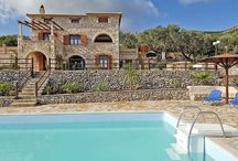 Zakynthos Luxury Villas - Greece / Luxury Traditional Villas in Zante island.