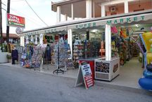 Supermarkets in Zakynthos