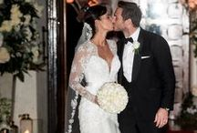 Celebrity Wedding Inspiration / Celebries and their weddings - from Beyonce, Kim Kardashian to Fearne Cotton and Britney Spears