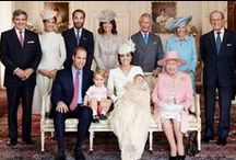 Royal Family / Kate and Will, The Queen, Prince George and Charlotte and all of the royal family