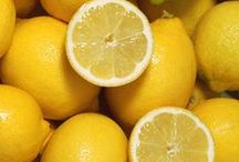 Lemon juice is great!