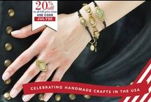 Celebrating Handmade Craft in the USA / by Michal Golan Jewelry