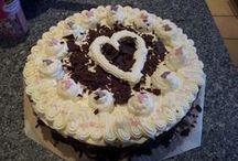 Mes gâteaux / Gâteaux que j'ai confectionné ;)