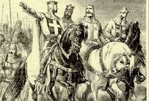 Crusades / The fight for Jerusalem - Knights vs Arabs, Christianity versus Islam