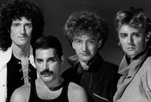 Queen / Queen are a British rock band formed in London in 1970. They originally consisted of Freddie Mercury (lead vocals, piano), Brian May (guitar, vocals), John Deacon (bass guitar), and Roger Taylor (drums, vocals). Queen's earliest works were influenced by progressive rock, hard rock and heavy metal. Estimates of their record sales generally range from 150 million to 300 million records, making them one of the world's best-selling music artists.