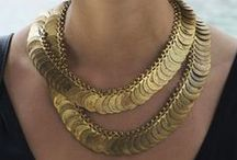 Necklaces / by Michelle S.