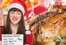 Christmas is Coming! / Christmas presents, food and decoration ideas. Everything that will help prepare you for the festive season and Santa's arrival.