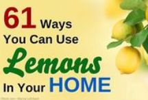 Household tips / Handy household tips using natural products