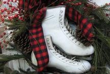 Ice Skates & Sleds
