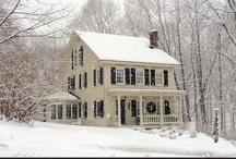 Farmhouse Country Christmas