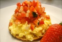 Rise and Shine / Try these delicious and quick #recipes for #breakfast.