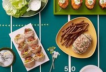 Big Game Snacks / Our products are perfect for big game finger foods. Enjoy these recipes, they're sure to be a touchdown at your football party.