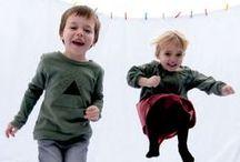 Para niños ★ For boys / Violeta e Federico brings us the essence vintage children's fashion.