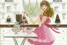 Cakes & Sweets / by Vivian R