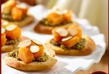 Thanksgiving Entertaining / Highlight the flavors and styles of fall this season with these festive and delicious New York Style® snacks recipes!