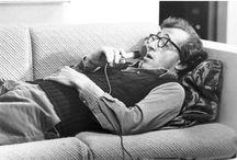 Woody Allen•••••••••• / Comedian, Actor, Director, Producer  / by Donald Breeden