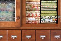 Sewing & Craft Room ideas