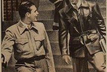MENSWEAR: 1940-1949
