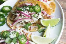 The BEST taco recipes! / Peace love & taco grease!