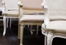 WEDDING CHAIRS / Diferents estils de decoració de cadires