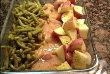 Tummy: Main Meals