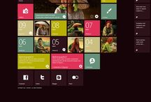 UI design for Windows Phone