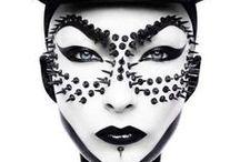 Dark Make-up