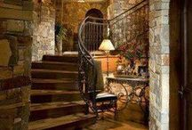 RUSTIC DREAM / These Rustic houses and interior design, to make you dream, are simply amazing
