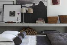 Chez moi: bedrooms