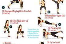 Working out Здоровый образ жизни и спорт / Как похудеть после родов, бодибилдинг, фитнес