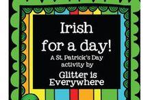 Top O' The Mornin To Ya! {Saint Patrick's Day}
