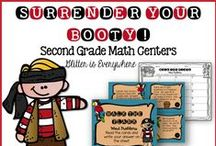 Second Grade Math / Second Grade Math Activities
