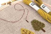 So what's the stitch? / Cross stitching patterns in case I find a way to freeze time and complete them all / by Emily Stookey