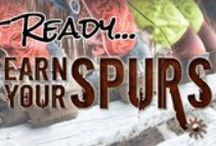 Podcast Episodes / Earn Your Spurs Podcast episodes featuring the best in the west.